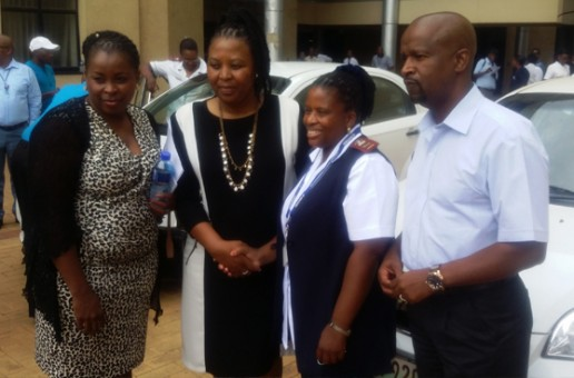 Community health workers get 35 vehicles
