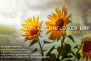 National Sunflower Day