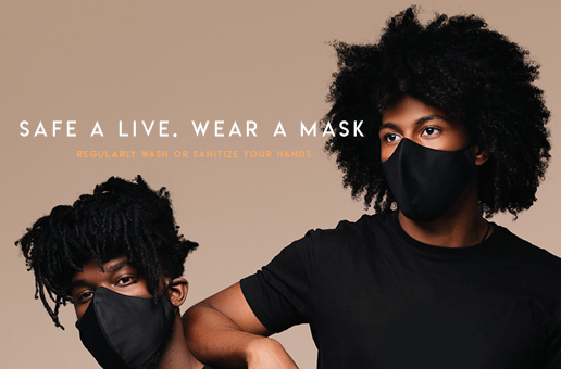 Save a Live. Wear a Mask